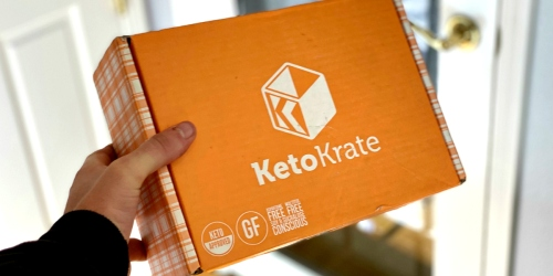 This Keto Krate Snack Box Giveaway Has Ended