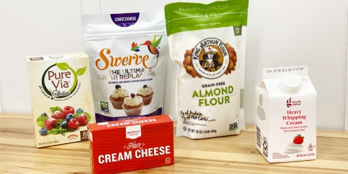 Buy $50 Worth of Keto Groceries at Target & Get a Free $10 Target Gift Card
