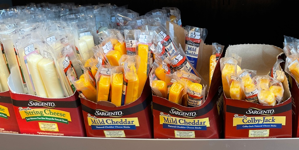 cheese sticks at gas station