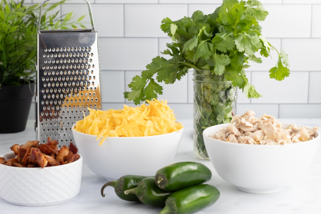 ingredients for jalapeno popper soup