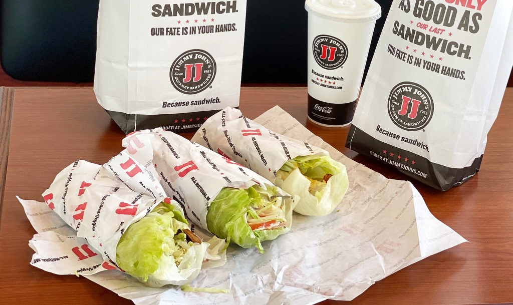 jimmy johns keto unwiches