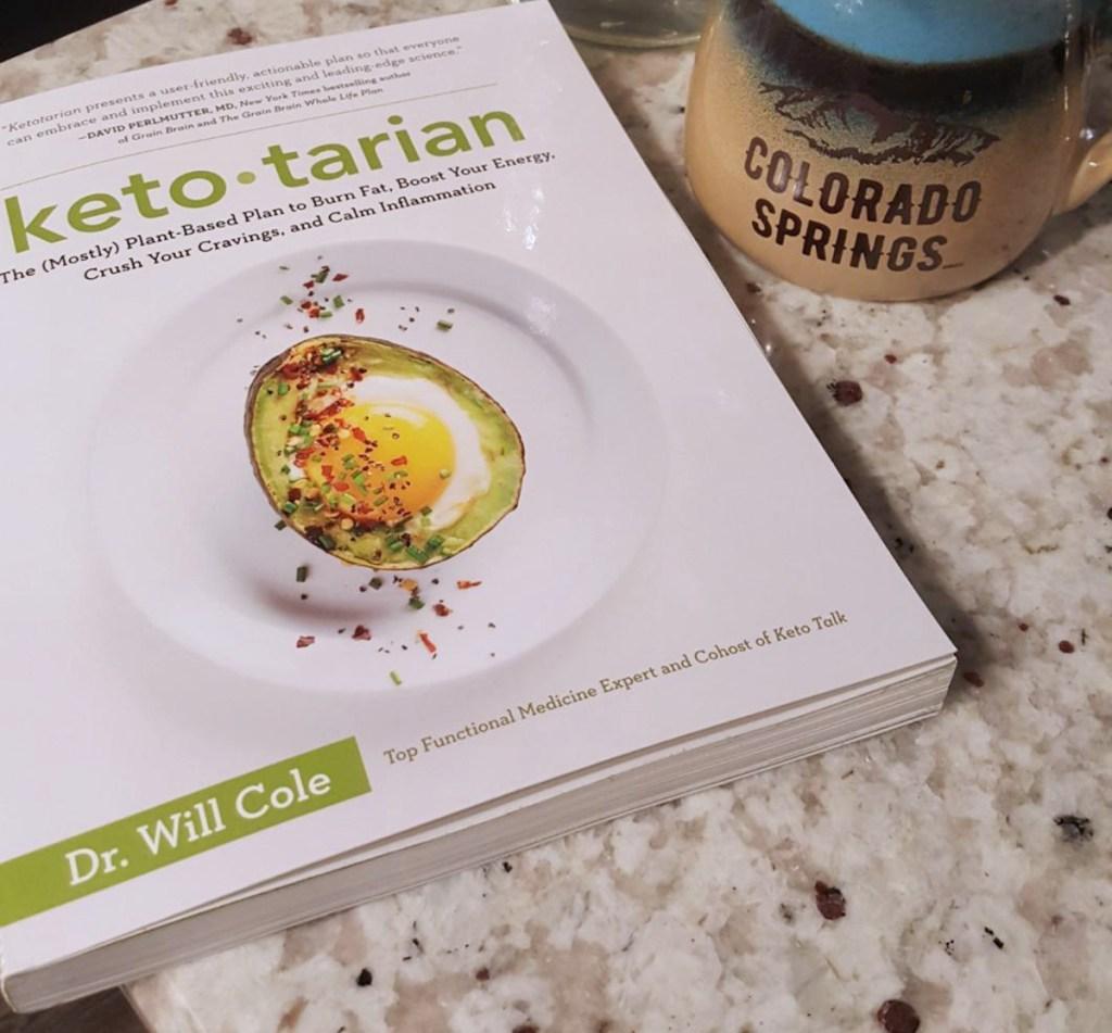 Ketotarian book