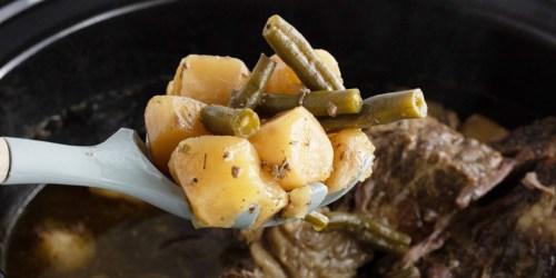 Keto Mississippi Pot Roast (Easy Crockpot Meal Idea)