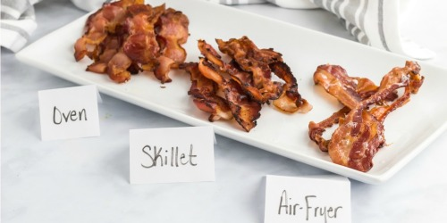 The Best Way to Cook Bacon — Oven vs. Skillet vs. Air Fryer