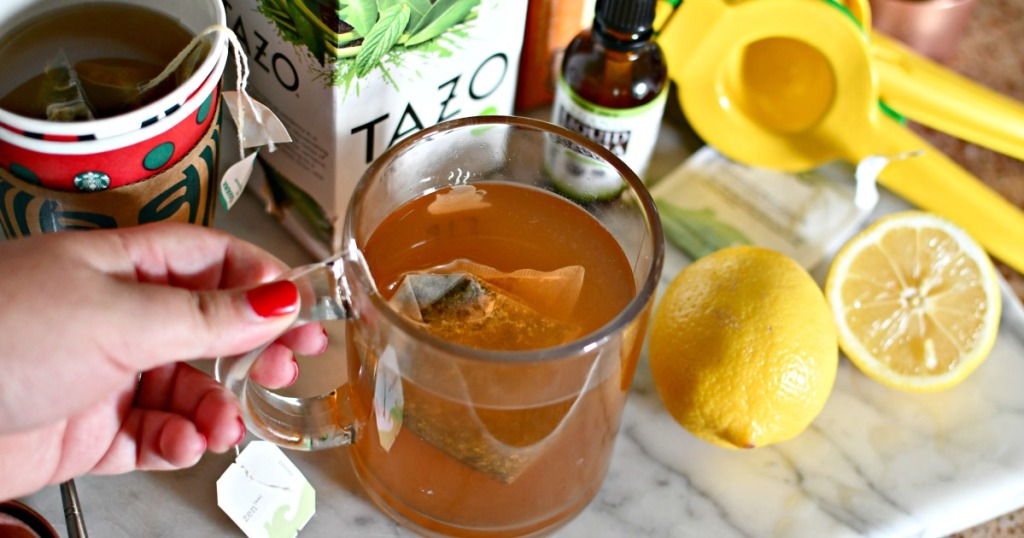 copycat starbucks medicine ball drink