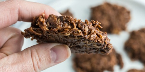 These Keto No-Bake Cookies are an Easy Dessert Idea