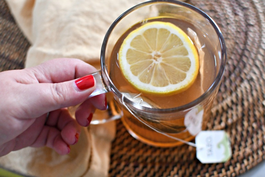 keto medicine ball hot tea