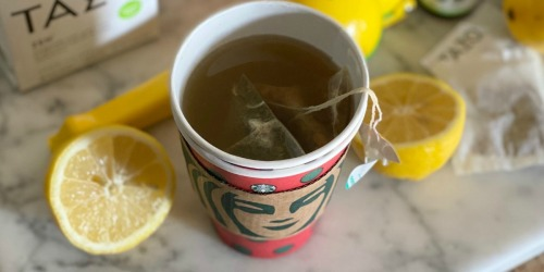 Soothe a Cold With Our Keto Starbucks Medicine Ball Tea Copycat