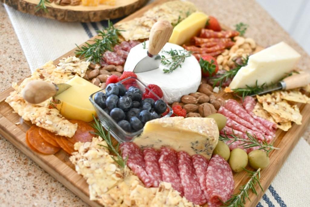 keto charcuterie - keto diet myths false