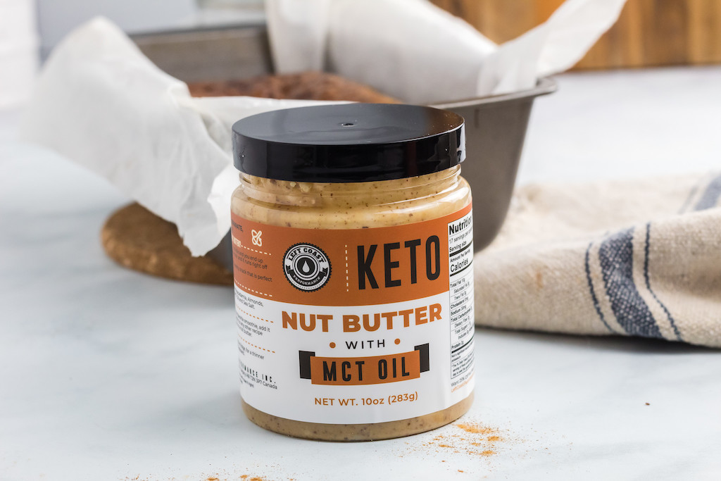 left coast performance keto nut butter