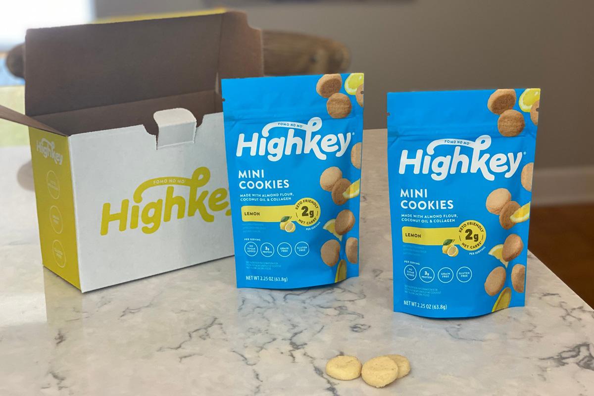 high key lemon cookies