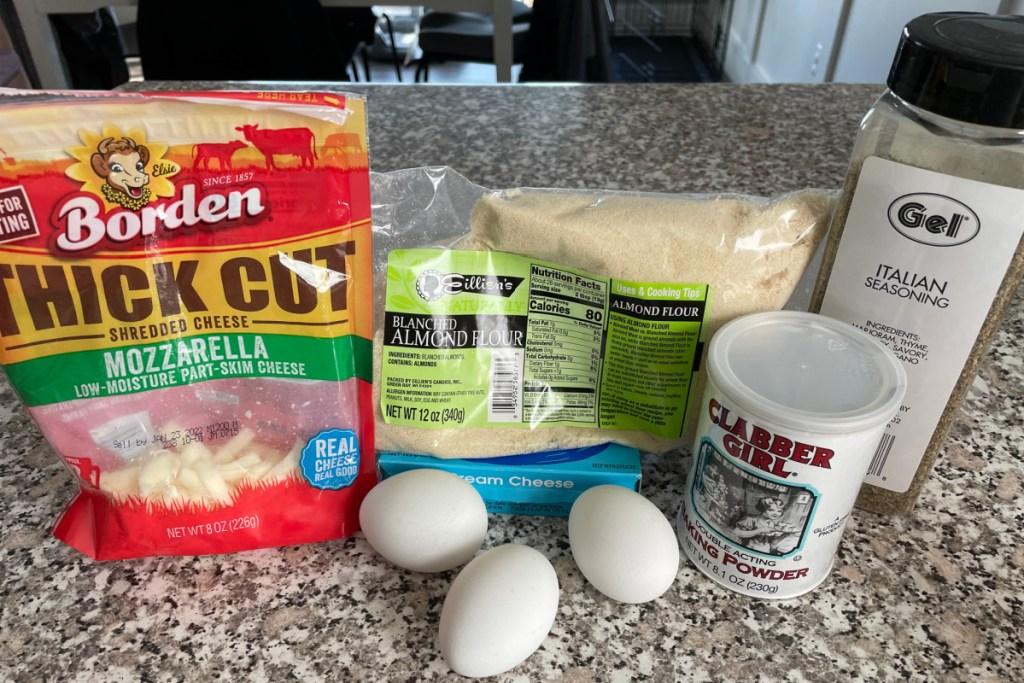buns ingredients