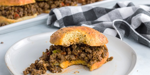 Easy Keto Sloppy Joes (Family-Friendly Dinner Idea!)