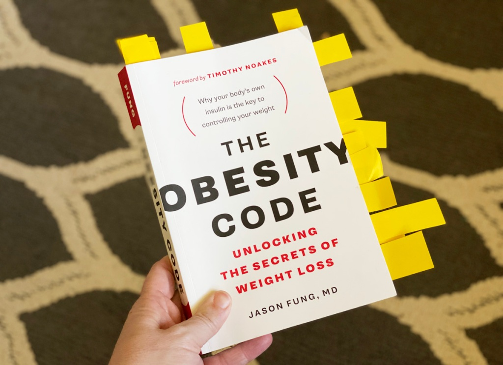 obesity code book with notes