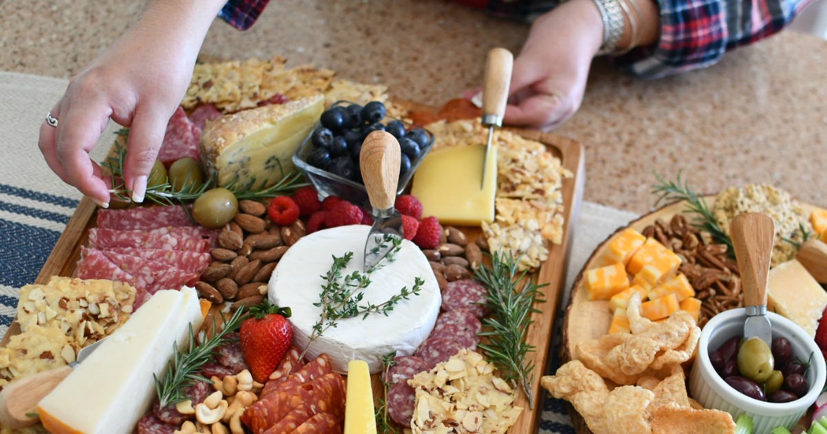 Build An Epic Keto Charcuterie Board Meat Cheese Platter Hip2keto