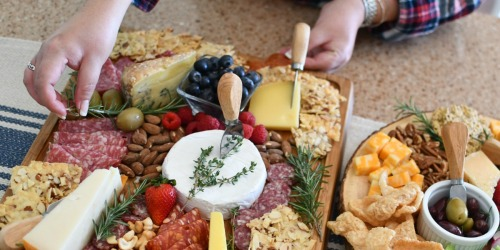 How to Build an Epic Keto Appetizer: The Charcuterie Board (Meat & Cheese Platter)