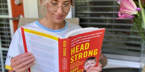 Calling All Keto Bookworms: Join our Hip2Keto Book Club & Read Head Strong With Us!