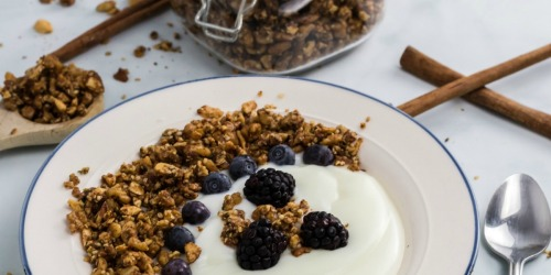 The Best Keto Granola Recipe – It's Crunchy & Sweet!