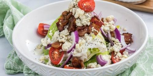Classic Keto Wedge Salad