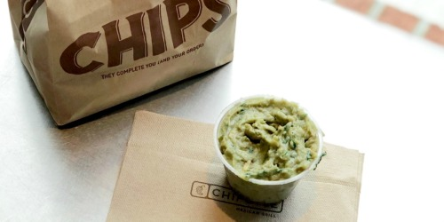 Chipotle Released Their Official Guacamole Recipe