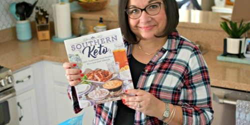 Our April Keto Book Club Selection: Southern Keto, Cookbook & Low Carb Lifestyle Guide