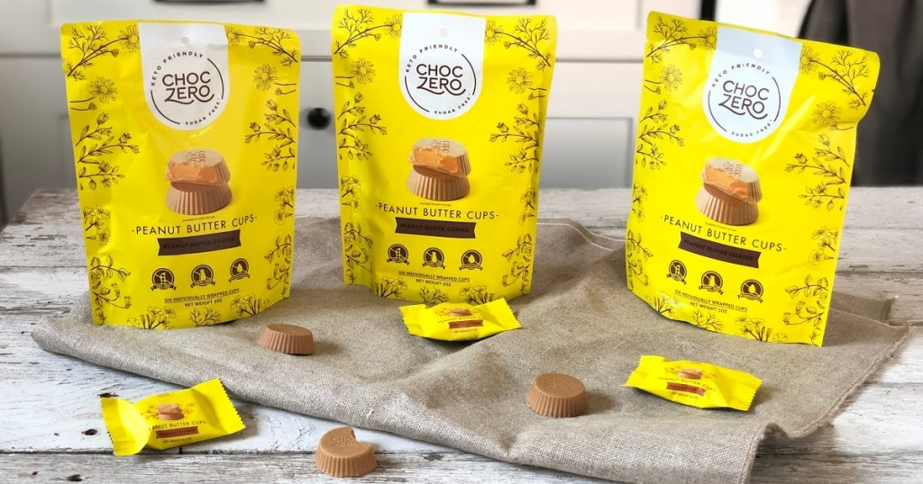 choczero Peanut Butter cups