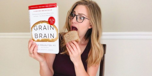 Join Our Hip2Keto Book Club & Read Grain Brain With Us in July!