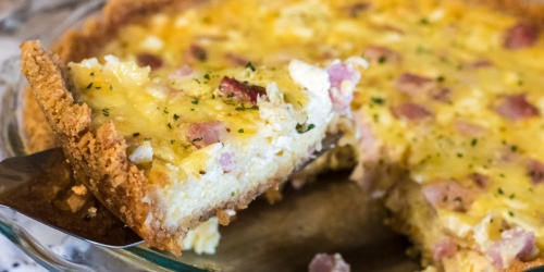 This Keto Carnivore Quiche is a Must-Try Recipe!