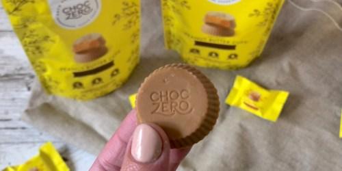 Meet the Newest Flavor of ChocZero Peanut Butter Cups… More Peanut Butter!