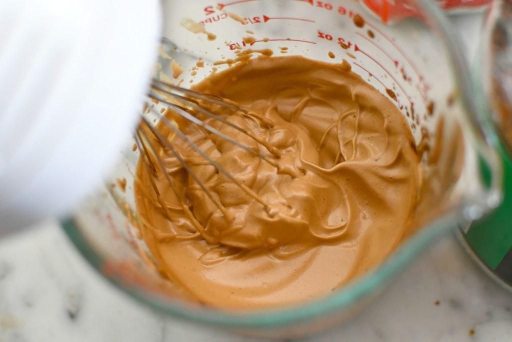 easy dalgona coffee whipped using hand mixer