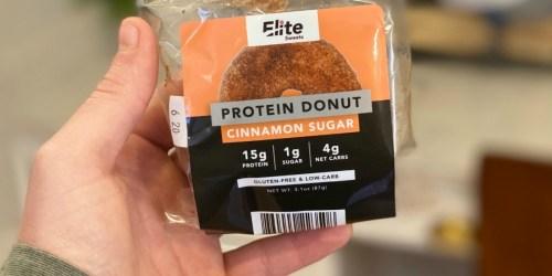 Good-Bye Krispy Kreme. Hello Keto Protein Donuts!