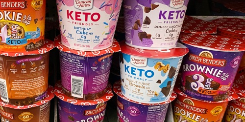 Score a Whopping 60 Keto Grocery Deals at Target This Week