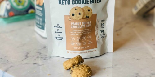 Feeling Snacky? Get up to $20 Off SuperFat Keto Cookies and Nut Butters!