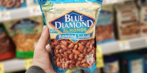 Blue Diamond Almonds 1-Pound Bag Only $5.99 at Walgreens (Regularly $9)