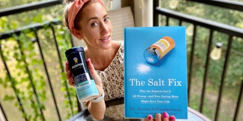 Join Our Hip2Keto Book Club & Read The Salt Fix With Us in August!