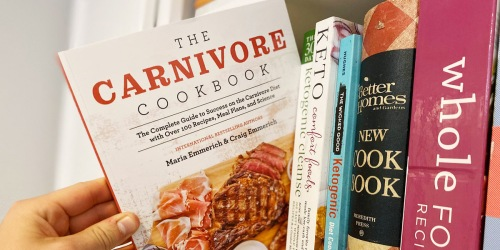Intrigued By the Carnivore Diet? The Carnivore Cookbook Explains the Benefits & Myths!
