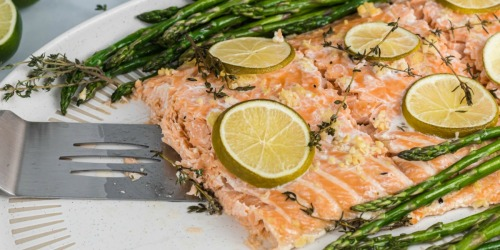 We Tried Maria Emmerich's Best Salmon Recipe… & We'll Take Seconds, Please!