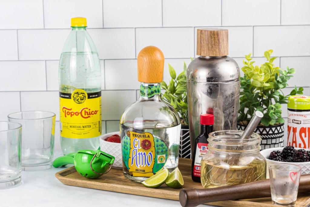 Ingredients Margarita