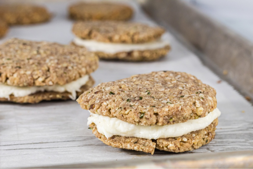 Keot oatmeal cream pie