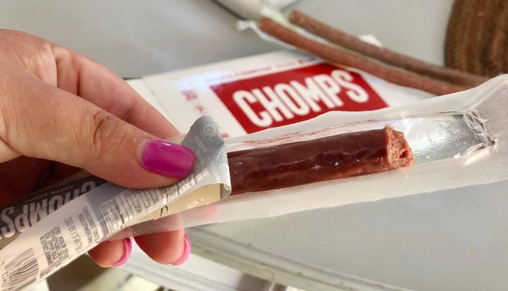chomps beef sticks