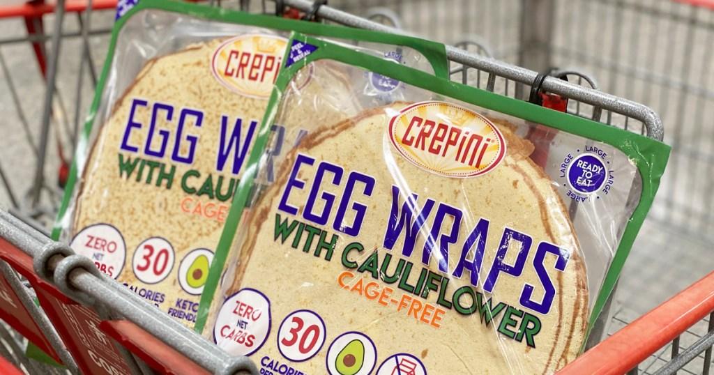 crepini egg wraps