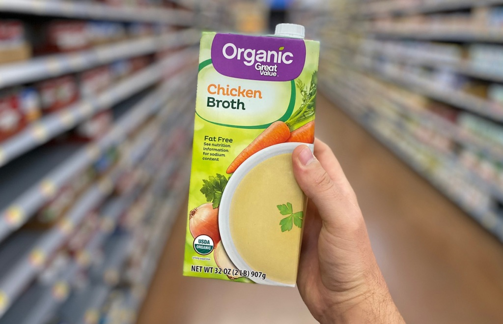 great value broth