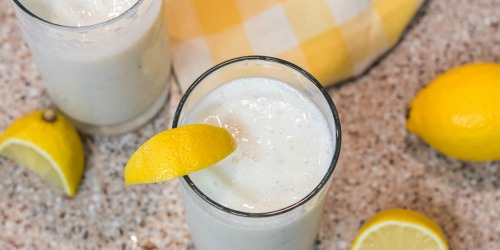 Keto Frosted Lemonade (Our Chick-fil-A Copycat Recipe)