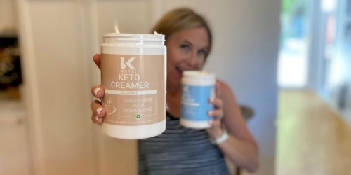 Finally, a Keto Coffee Creamer That Actually Tastes Good (+ Save w/ Our Promo Code!)