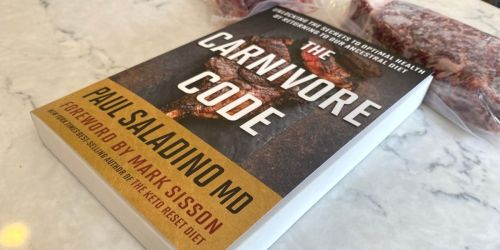 More Meat = Better Health | Read The Carnivore Code With Us!