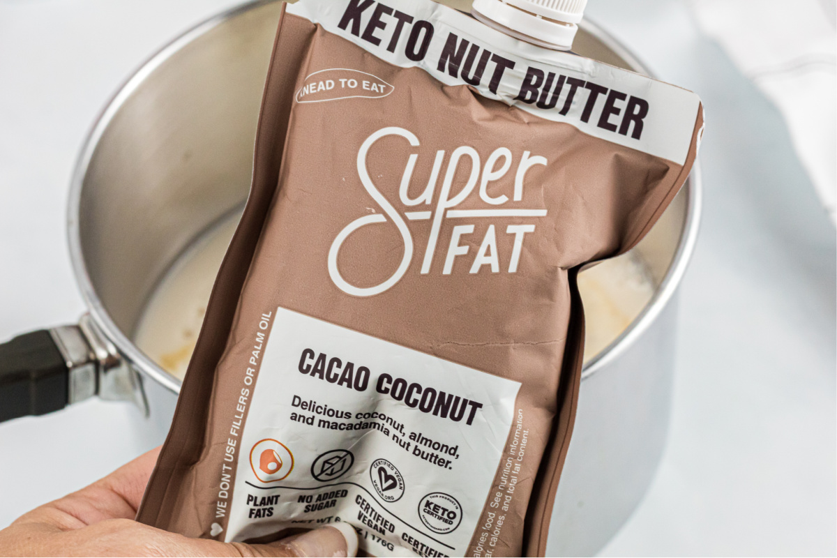 Super Fat Nut Butter