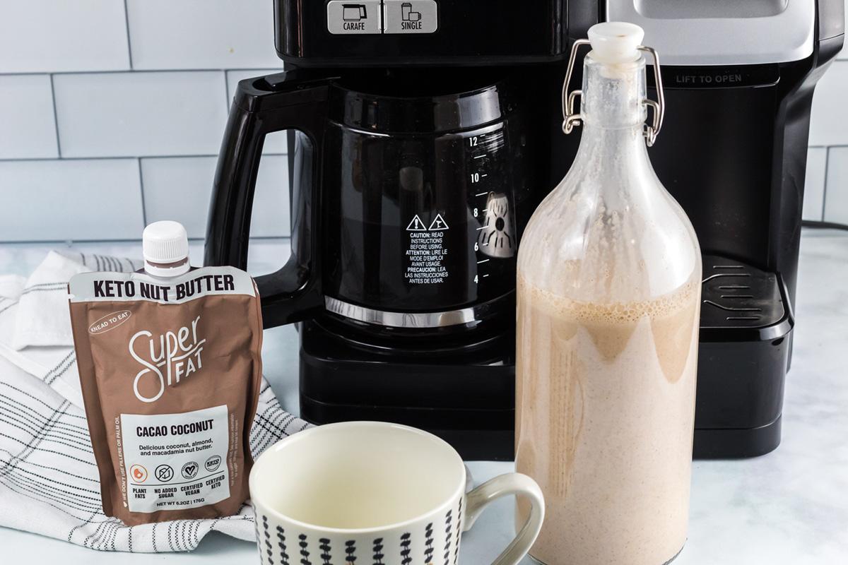 Nut Butter Coffee Creamer