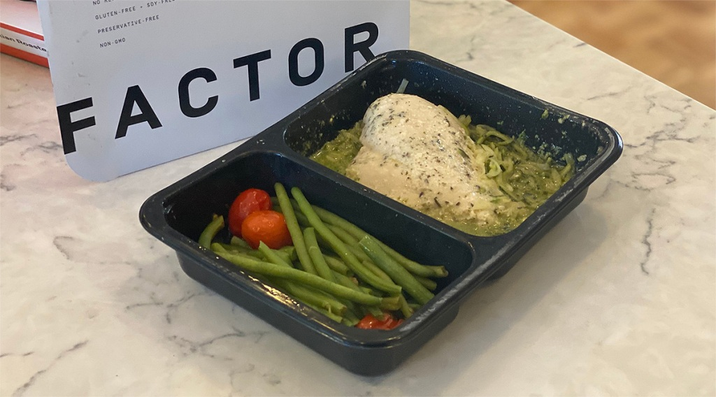 factor meal boxes