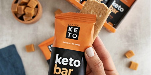 Stock Up on Perfect Keto Treats w/ TWO End of Season Sales (Including 40% Off Promo Code!)