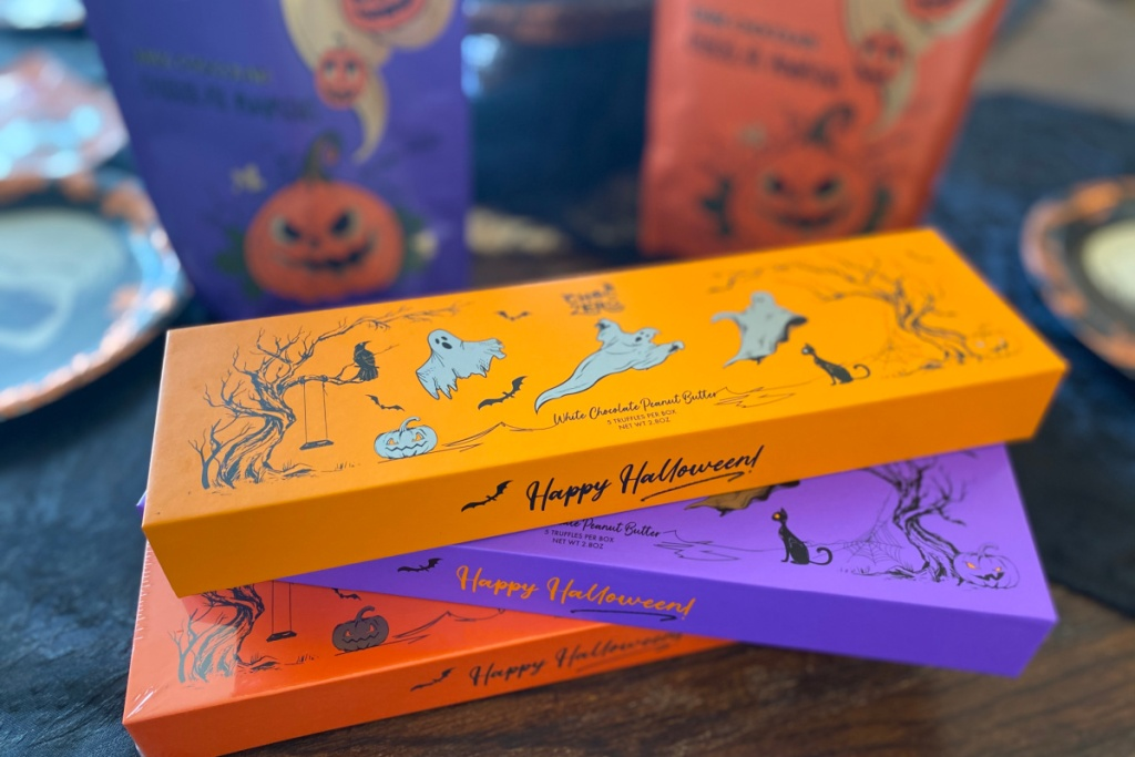 ChocZero halloween candy